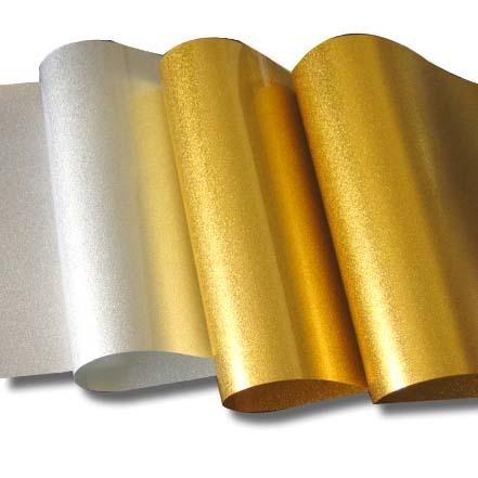 Matte Finish Metallized Polyester Film