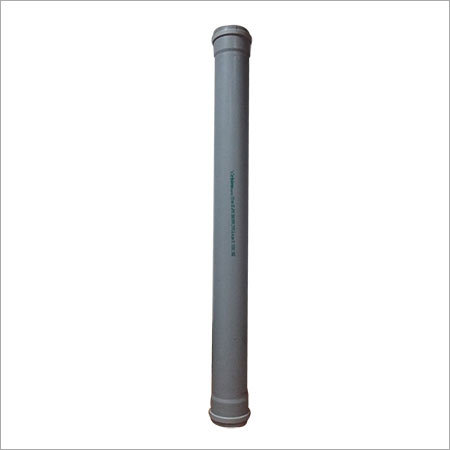 Industrial Swr Pvc Pipes
