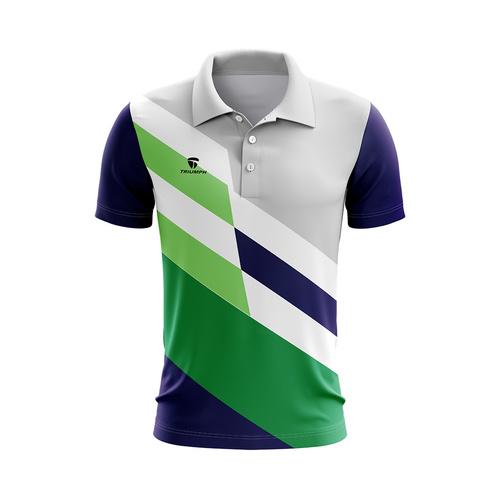 Men's Polo Sports T-Shirt