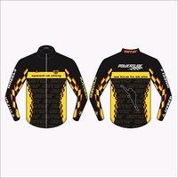 Printed Racing Jacket