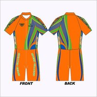 Printed Skinsuit