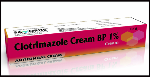 Clotrimazole Cream