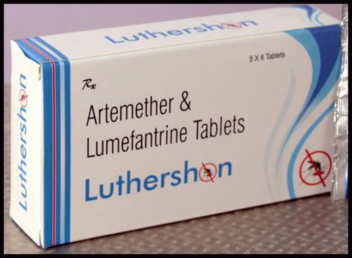 Artemether & Lumefentrine Tablet