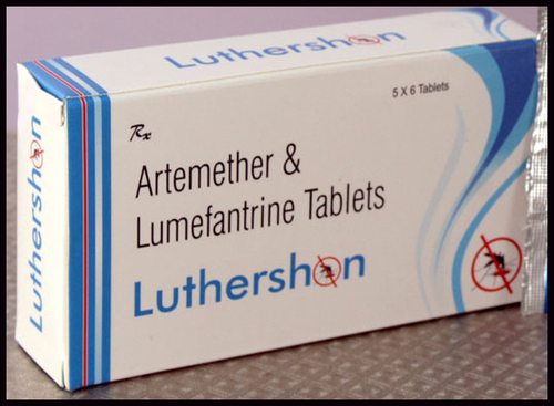 Artemether & Lumefentrine Tablet