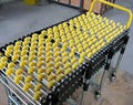 Stainless Steal Wheel Conveyor