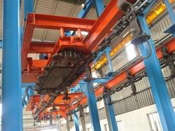 Four Wheel Conveyors