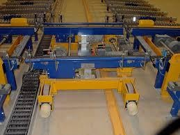Four Wheel Conveyor Drive Units