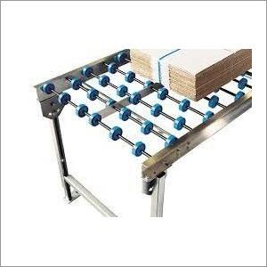 Aluminium Gravity Roller Conveyor