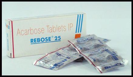 Acarbose Tablet