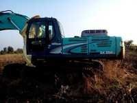 Used Spare Parts Of Excavator Kobelco SK-350 LC-8