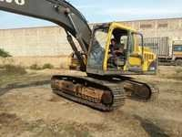 Used Spare Parts of Excavator Volvo EC-210 B Prime