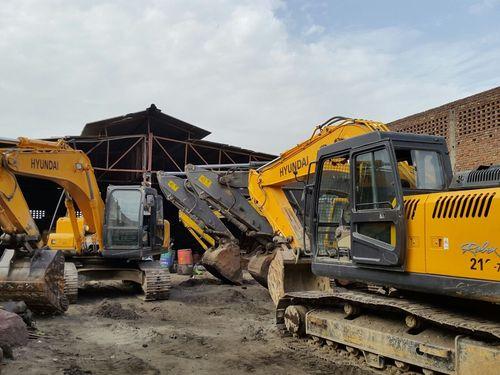 Used Spare Parts of Excavator Hyundai R-210/ R-215/ R-300/ R-320