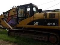 Used Spare Parts Of Excavator Caterpillar CAT 320 C / 320 D