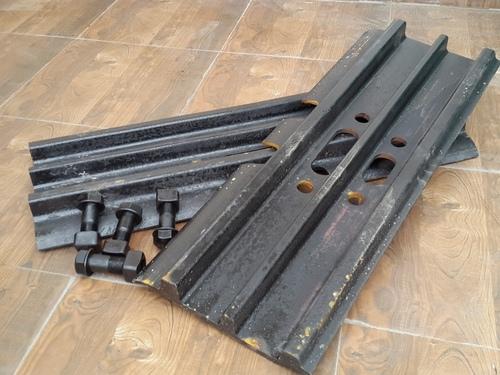 Excavator Track Shoe Plates