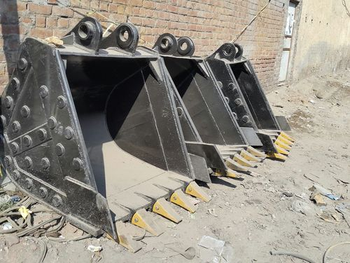 Heavy Duty Excavator Buckets