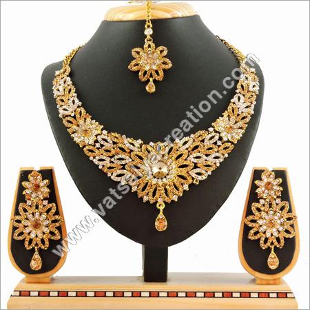Antique Heavy Necklace Sets