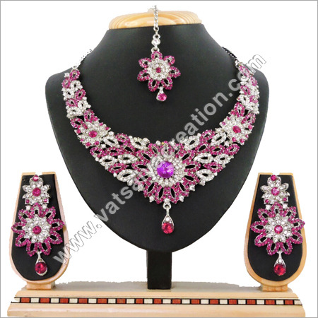 R Rani Necklace Set