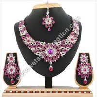 R Rani Necklace Set