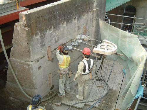 Concrete Wire Cutting