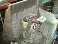 Concrete Wire Cutting