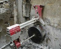 Concrete Core Cutting Services