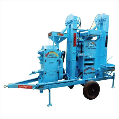 Movable Rice Mill