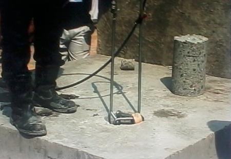 Concrete Blasting Services