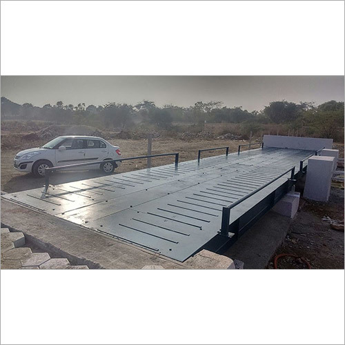 Modular Weighbridge