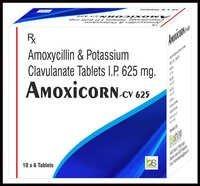 Amoxicilline Potassium Clavulanate Tablet