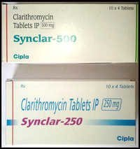 Clarithromycin Tablet