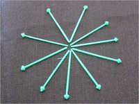 Long Plastic All Pin