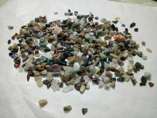 High quality machine polished Aquarium chips, gravel