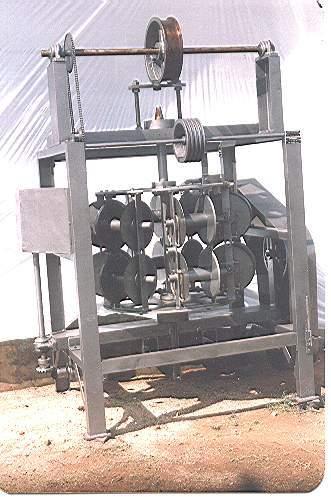 Vertical Type Stranding Machine