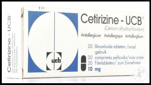 Cetrizine Tablet