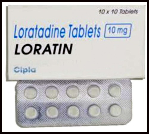 Loratadine Tablet