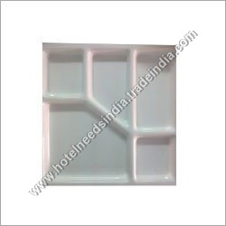 Acrylic Partition Thali