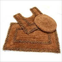 Designer Tufted Bath Mats