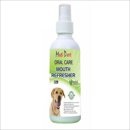 Dog Mouth Freshener
