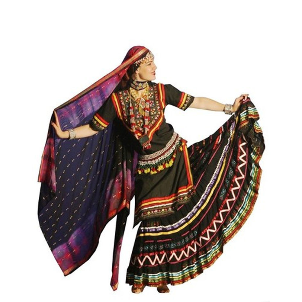 Kalbalia Dance Costumes & Clothes