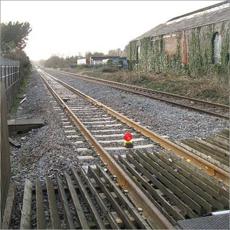 Level Crossing Sleepers