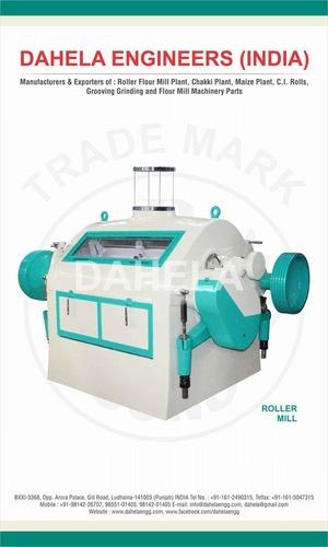 Roller Mill Machine