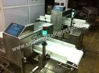 Metal Detector for Frozen Seafood