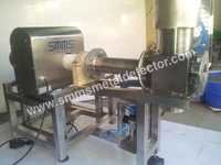 Metal Detector for Fruit Pulp