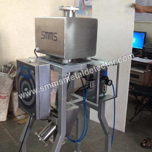 Metal Detector for Granules