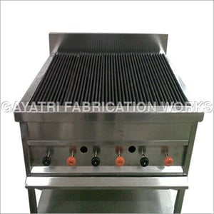 Charcoal Gas Grill