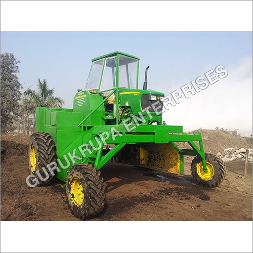 Compost Turner Machine