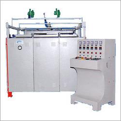 Special purpose vaccum forming machine