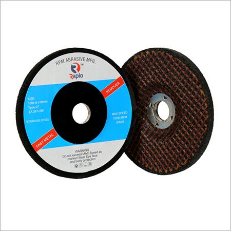 Coated Abrasive Grinding Wheel