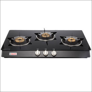 Three Stove Burner