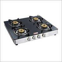 Four Stove Burner Glass Cook Top